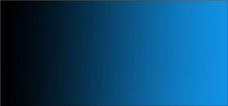 dégradé bleu noir