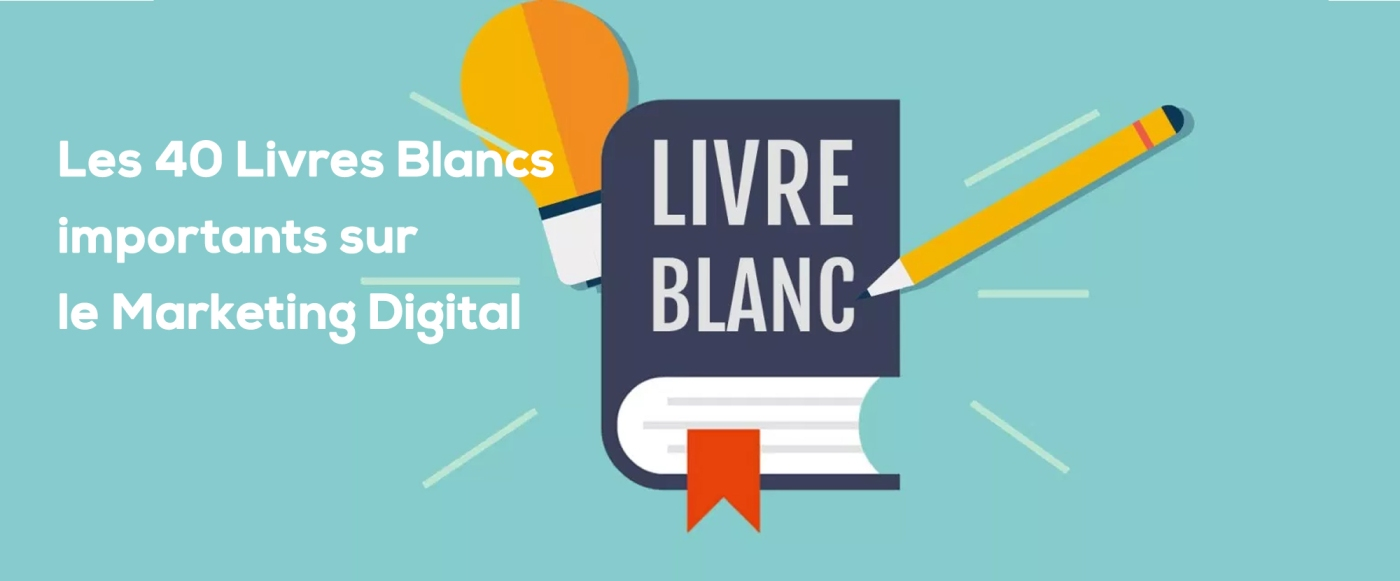 Les 40 Livres Blancs Importants Sur Le Marketing Digital