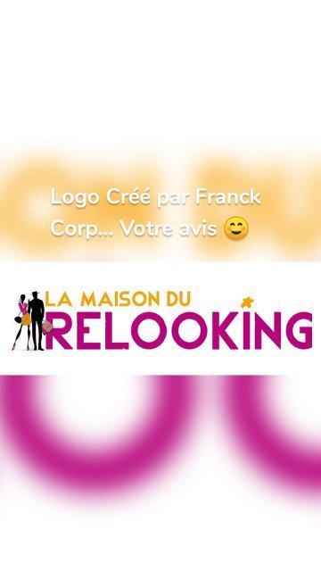 Logo Créé par Franck Corp... Votre avis ☺️